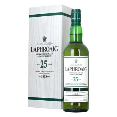 Laphroaig – 25yr
