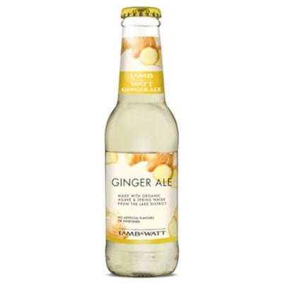 Lamb & Watts Ginger Ale (24X200)
