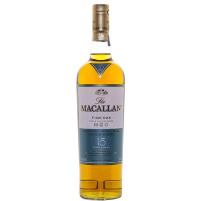 Macallan 15yr