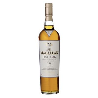Macallan 18yr Fine Oak