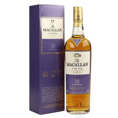 Macallan 18yr – TRIPLE CASK