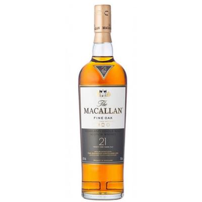 Macallan 21yr Fine Oak
