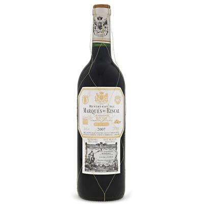 Marques De Riscal Reserva – Rioja