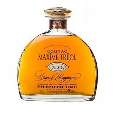 Maxime Trijol, Grand Champagne Cognac – XO Decanter