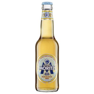 Moritz – Aigua De Moritz (No Alcohol) – 24x33clx0%