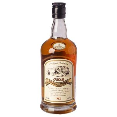 Omar – Bourbon Cask, Single Malt Whisky – Taiwanese