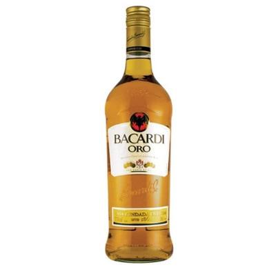 Bacardi – Oro (Gold)