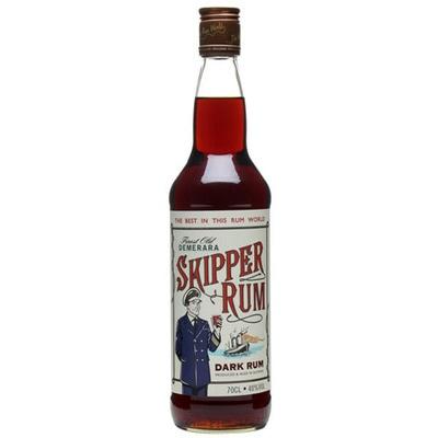 Skippers Dark Rum