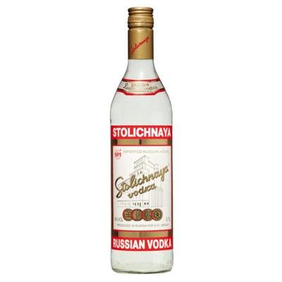 Stolichnaya – Red
