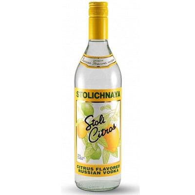 Stolichnaya – Citron