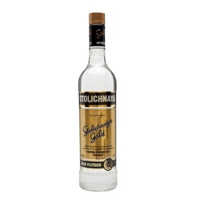 Stolichnaya – Gold