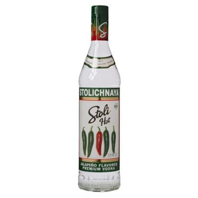 Stolichnaya – Hot (Jalapeno)