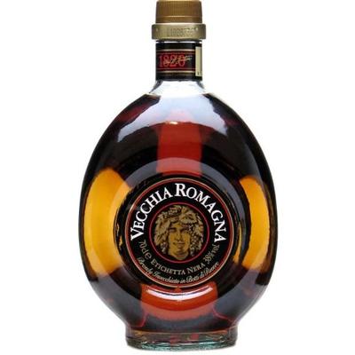 Vecchia Romagna – Etichetta Nera Black Label – Italian
