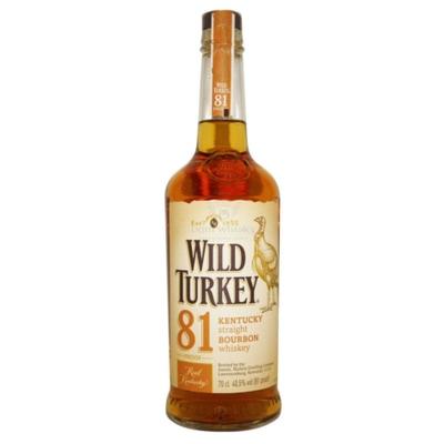 Wild Turkey, 81