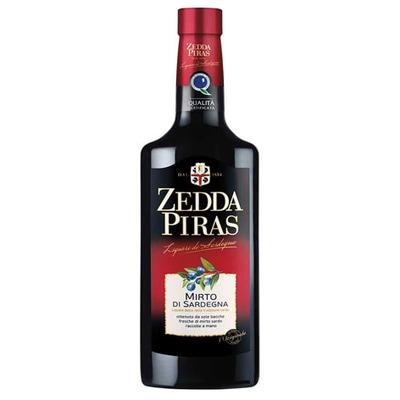 Zedda Piras Mirto Rosso di Sardegna