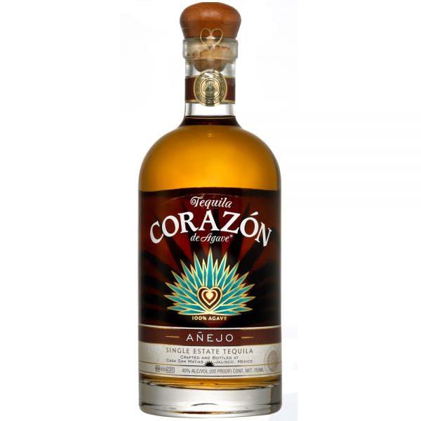 Corazon – ANEJO, Tequila