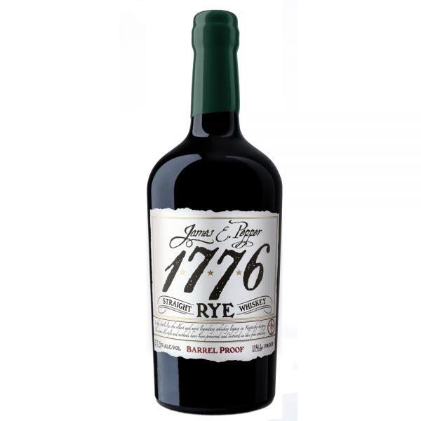 James E. Pepper 1776 – BARREL PROOF