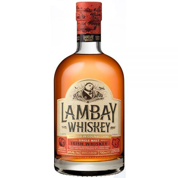 Lambay Single Malt Irish Whiskey