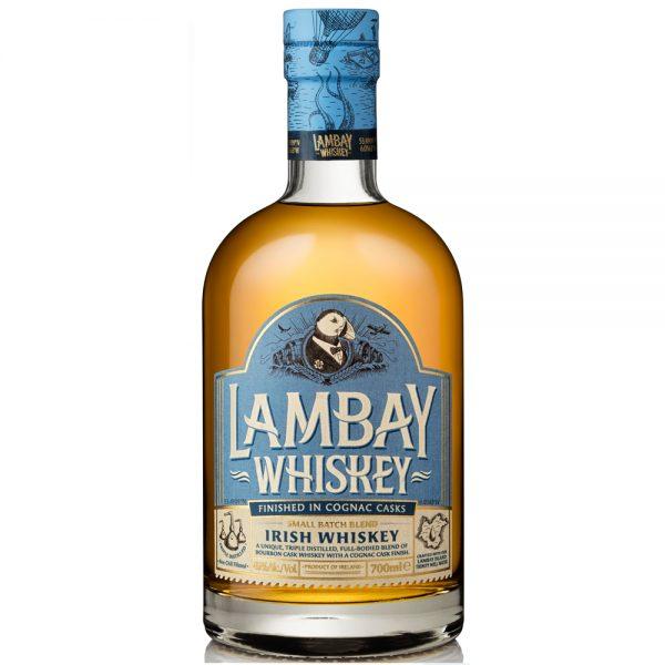 Lambay Small Batch Blended Irish Whiskey