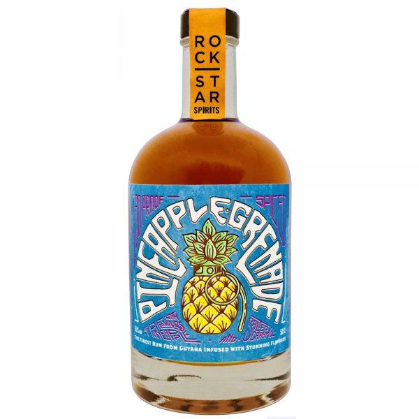 Pineapple Grenade Overproof Spiced Rum