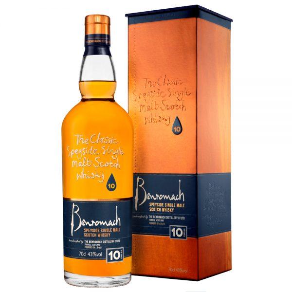 Benromach – 10yr