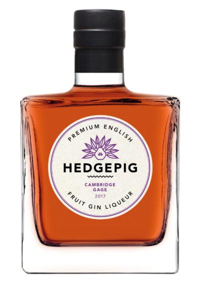 Hedgepig – Cambridge Gage, Gin Liq