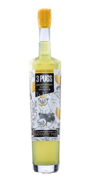 3 Pugs – Lemony Sherbert