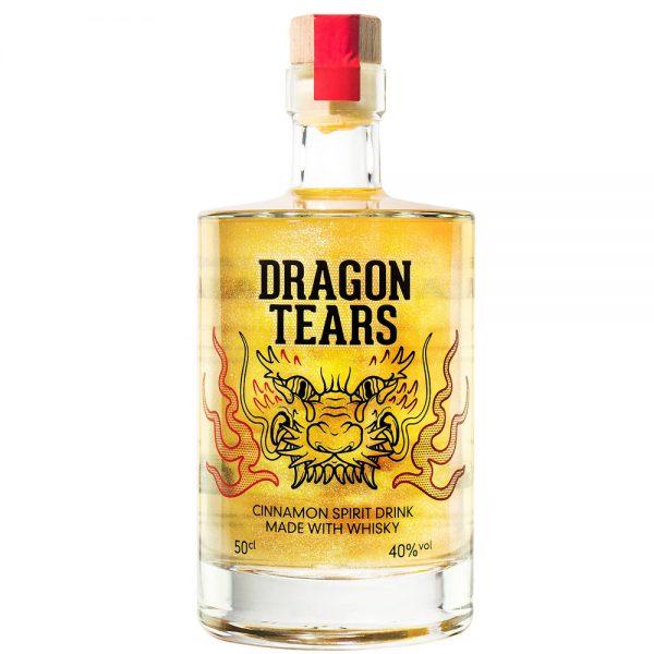 Dragon Tears Cinnamon Whisky