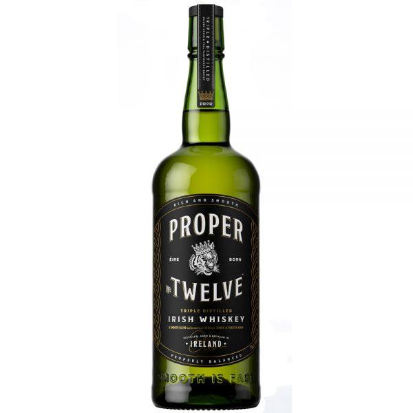 Proper Twelve, Irish Whiskey
