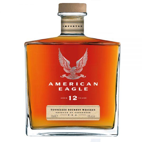 American Eagle 12yo, Bourbon