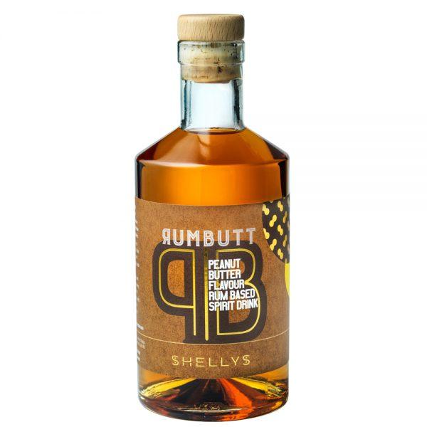 Shellys – Rumbutt PEANUT BUTTER, Rum
