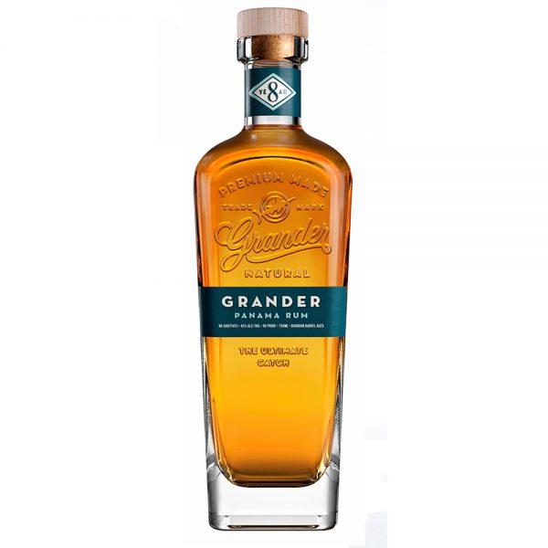 Grander 8yr, Rum