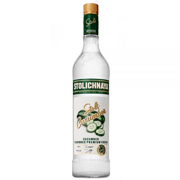 Stolichnaya – Cucumber