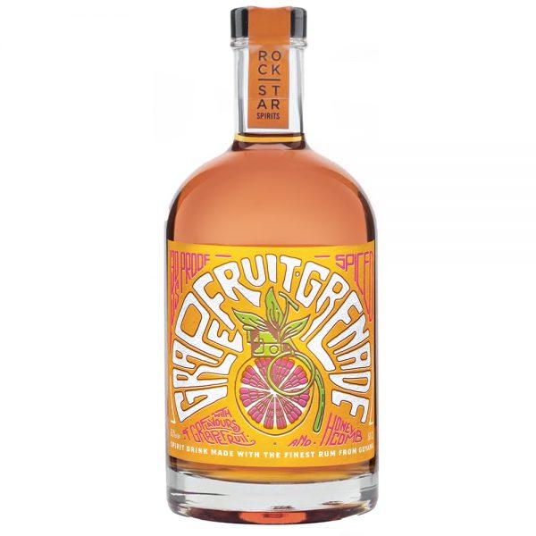 GRAPEFRUIT Grenade Overproof Spiced Rum