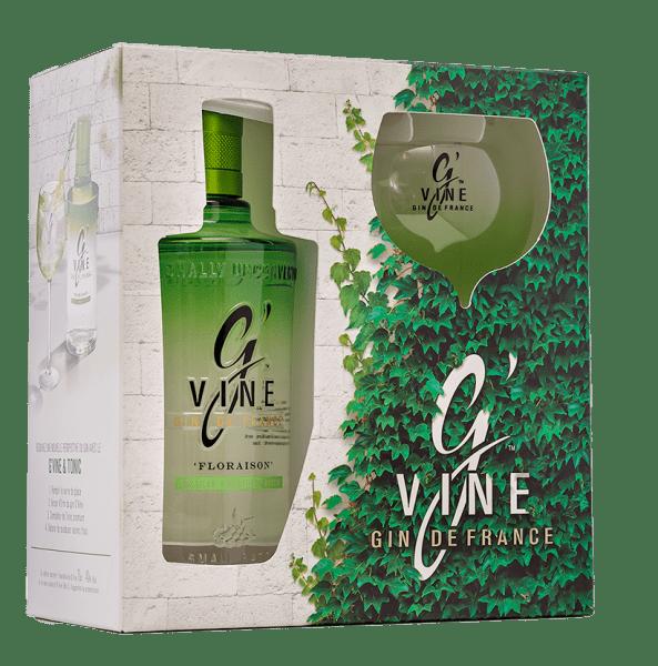 G'Vine – FLORAISON, **GIFT BOX**
