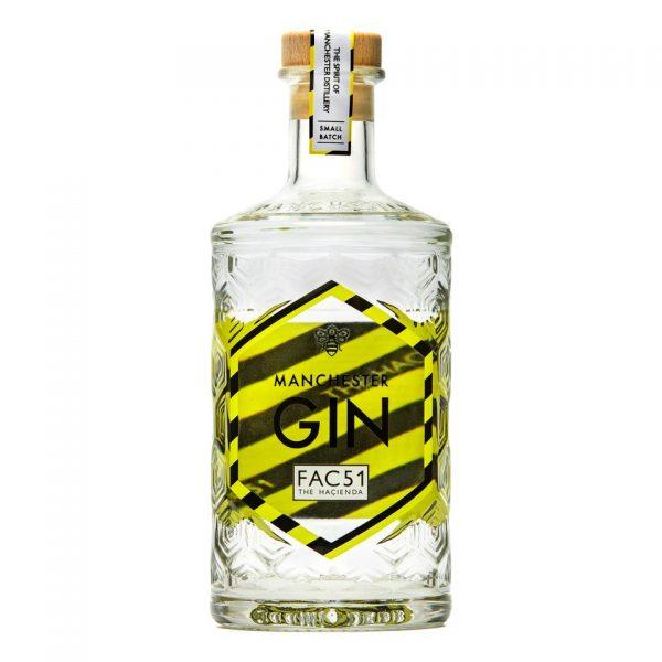 Manchester FAC51 HACIENDA Gin