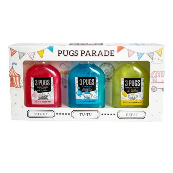 5cl – 3 Pugs, 'Pugs Parade' (3)