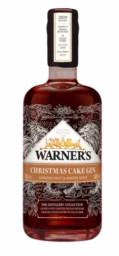 Warner's – Christmas Cake (Warner Edward