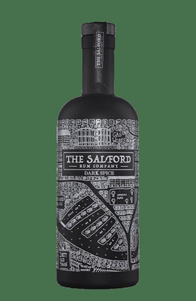 Salford – DARK Spiced, Rum