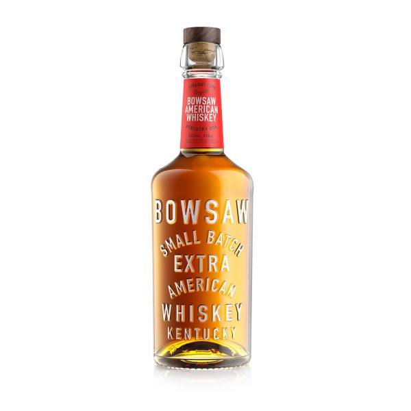 Bowsaw Straight Corn, Whiskey