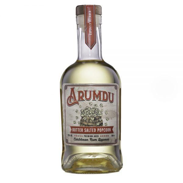 Arumdu Butter Salted POPCORN Rum Liqueur
