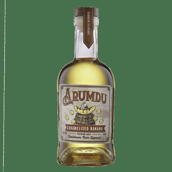 Arumdu Caramelised BANANA Rum Liqueur