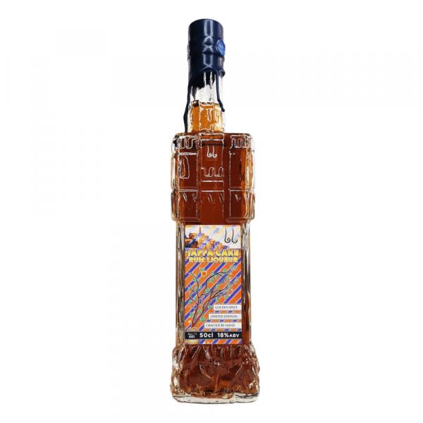Jaffa Cake Rum Liqueur