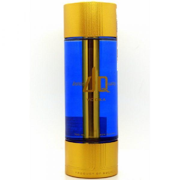 DQ Vodka – Gold, 100cl