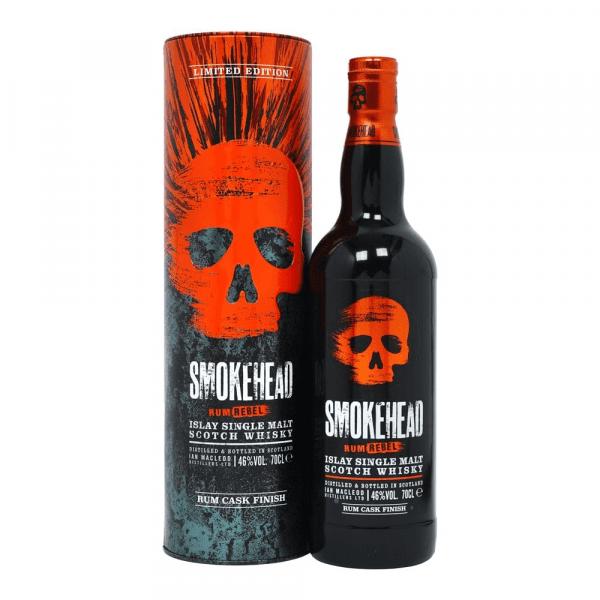 Smokehead – Rum Rebel