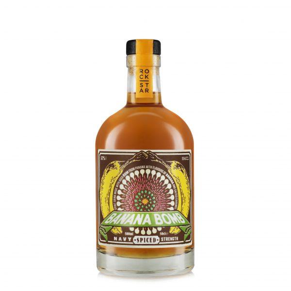 Rockstar – 'BANANA' Bomb, Rum