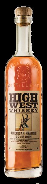 High West- Prairie Bourbon, Whisky