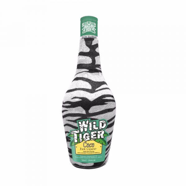 Wild Tiger – Coconut, Rum