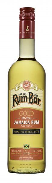 Rum-Bar by Worthy Park – Gold
