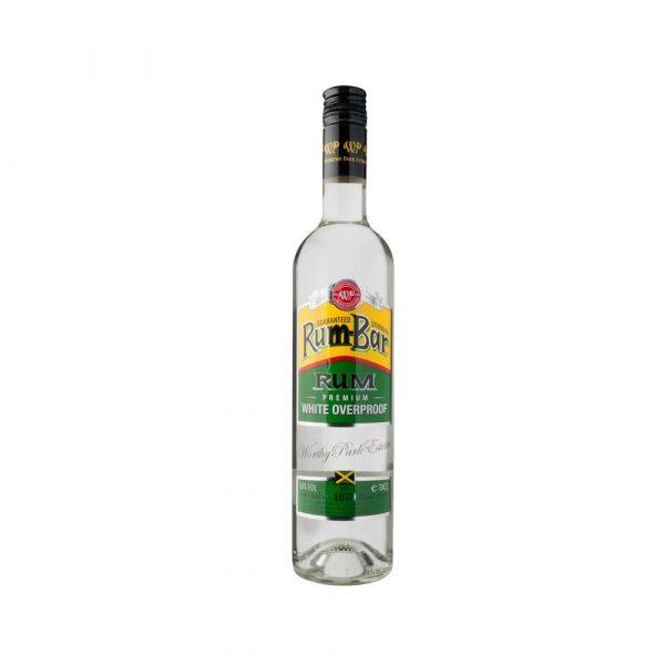 Rum-Bar by Worthy Park – Silver 63.2%